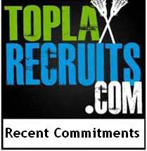 Recent @ConnectLAX boys', @WaveOneSports girls' commitments