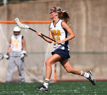 .@WaveOneSports girls' recruit: John Burroughs (MO) 2016 midfielder Carlson commits to Yale