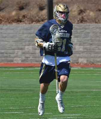 .@ConnectLAX boys' recruit: Salesianum (DE) 2015 ATT/MF Witherell commits to Washington and Lee