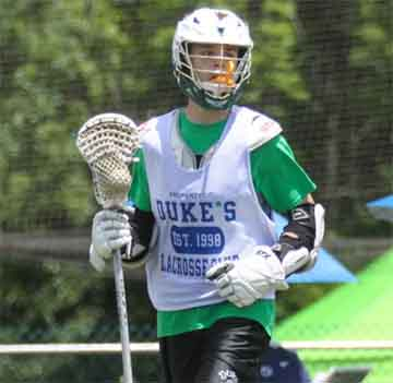 .@ConnectLAX boys' recruit: Allentown CC (PA) 2017 ATT-MF Wolf commits to Cornell (admissions process)