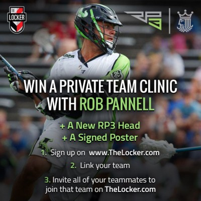 Rob Pannell clinic