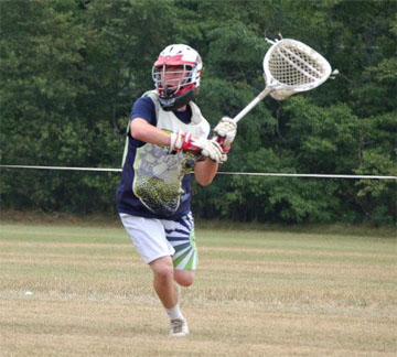 .@ConnectLAX boys' recruit: Hereford (MD) 2015 goalie Bartell commits to Stevenson