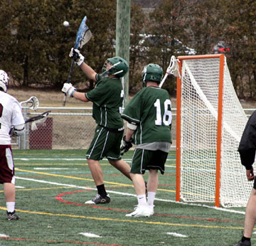 .@ConnectLAX boys' recruit: Billerica (MA) 2016 goalie Canto commits to UMass-Lowell