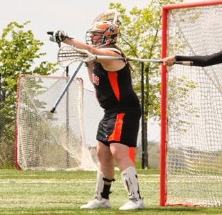 .@WaveOneSports girls' recruit: Rockford (MI) 2015 goalie Elwell commits to Central Michigan