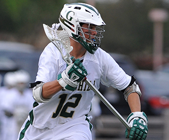 .@ConnectLAX boys' recruit: Greenhill School (TX) 2015 MF Cramer commits to Hendrix