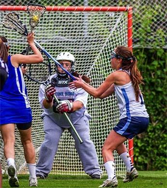 .@WaveOneSports girls recruit: Stone Ridge (MD) 2015 goalie Richardson commits to Washington College