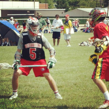 .@ConnectLAX boys' recruit: Damascus (MD) 2015 MF Torrence commits to Lebanon Valley