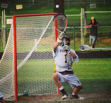 .@ConnectLAX boys' recruit: Loudoun Valley (VA) 2015 goalie Steen commits to VMI