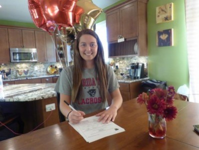 ATT-MF Sarah Kapinos (Glenelg, MD) signs with Florida tech
