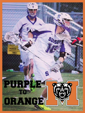 .@ConnectLAX boys' recruit: Sunset (OR) 2017 MF Gallagher commits to Mercer