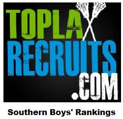 TopLaxRecruits.com Southern Boys' Rankings: No. 5 @ESDLAX (TX) stays undefeated