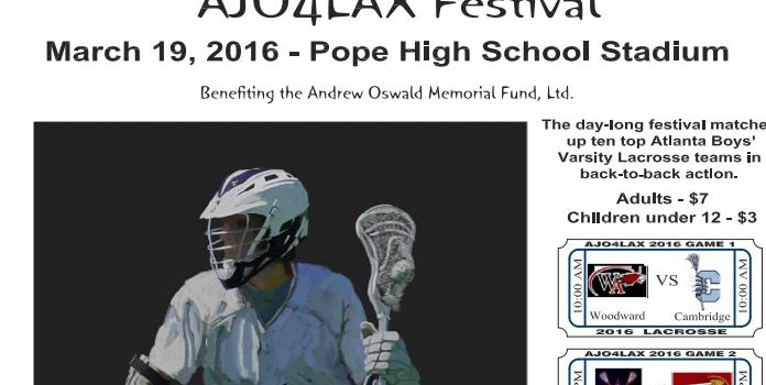 Top Georgia boys' teams to compete in @AJO4LAX Fest March 19 at @popelacrosse