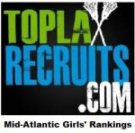 TopLaxRecruits Mid-Atlantic Girls' Rankings: McDonogh (MD) closes another perfect season