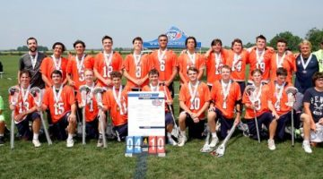 FCA National wins U15 championship (From US Lacrosse)