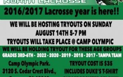 Registration open for @THEDUKESLC North tryouts Aug. 14 in Emmaus