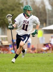 .@EpochLax boys' recruit: Mountain Brook (AL) 2017 MF Carroll commits to Denver