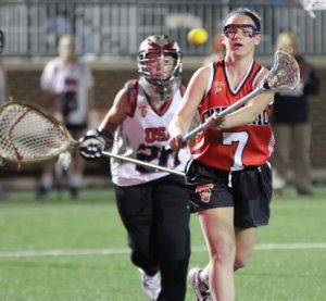 Canada edges USA, 8-7, in first Brogden Cup girls' game