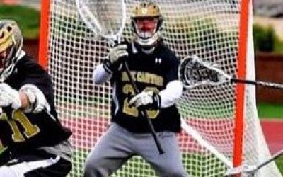 .@Epochlax boys' recruit: Rock Canyon (CO) 2017 goalie Peters commits to Princeton