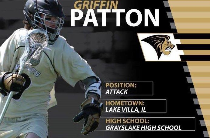 Griffin Patton