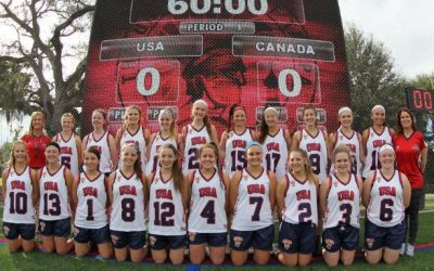 Team USA girls even Brogden Cup at 1-1 with dramatic 13-12 OT win over Canada