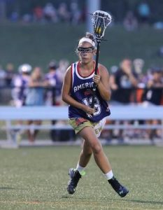 .@WaveOneSports girls' recruit: Lafayette (NY) 2019 MF Williams commits to Butler