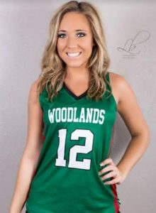 .@WaveOneSports girls' recruit: The Woodlands School (TX) 2017 MF/ATT Halloran commits to UVM