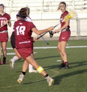 .@WaveOneSports girls' recruit: Lees Summit North (MO) 2018 MF Odell commits to ASU