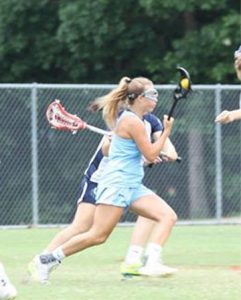 .@WaveOneSports girls' recruit: Our Lady of Good Counsel (MD) 2019 MF/ATT Christensen commits to Iona