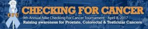Schedule announced for 9th Annual Nike Checking for Cancer Tournament at 3 Philly sites
