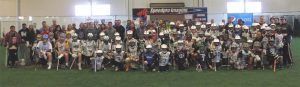 .@DukesVALacrosse clinics continue to grow in Southern region