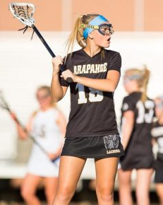 .@WaveOneSports girls' recruit: Arapahoe (CO) 2018 MF Pierpont commits to Tampa