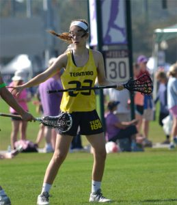 .@WaveOneSports girls' recruit: Chatfield (CO) 2018 DEF Leischner commits to Old Dominion