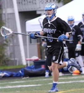 .@ConnectLAX boys' recruit: Grant (OR) 2018 LSM Bingham commits to College of Wooster