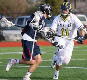 .@ConnectLAX boys' recruit: Xaverian Brothers (MA) 2018 DEF/LSM Nizolek commits to Tampa