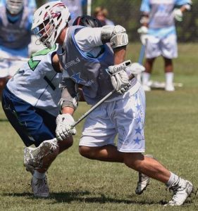 .@ConnectLAX boys' recruit: Oak Hall (FL) 2018 FO/MF/ATT Hicks commits to Florida Southern