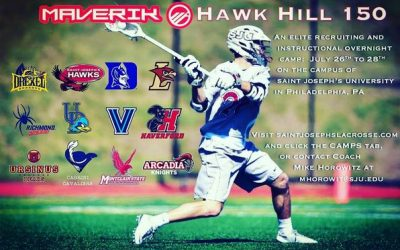 Registration open for @SJUHawks_MLax Maverik Hawk Hill 150 on July 26-28