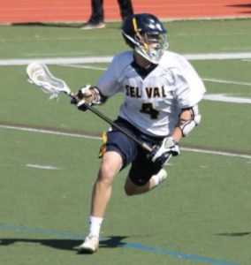.@ConnectLAX boys' recruit: Delaware Valley (NJ) 2018 ATT/MF Giuliano commits to NJIT