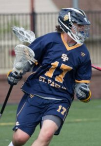.@ConnectLAX boys' recruit: St. Paul's School (MD) 2018 ATT Brocato commits to Salisbury