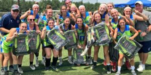 New Jersey defeats two-time defending champion Pennsylvania for @NLCLacrosse High School crown
