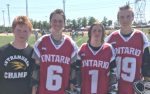 Ontario boys' HS team off to 2-0 start in first appearance at @NLCLacrosse