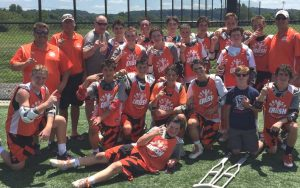 Overall list of champions from @passport_lax Liberty Bell Challenge
