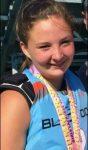 .@WaveOneSports girls' recruit: Dover (PA) 2018 goalie Gamble commits to Shippensburg