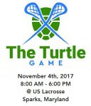 Inaugural Turtle Game to raise awareness & support for Native American, environmental communities is Nov. 4 in MD