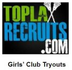 Overall list of girls' club team tryouts around the USA