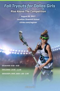 .@c2c Dallas girls' program holding tryouts on Aug. 26 at Greenhill School