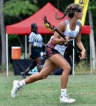 .@WaveOneSports girls' recruit: Panther Creek (NC) 2018 MF/DEF Shulmistra commits to Radford