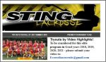 Long Island Sting club team holds tryout through video highlight films