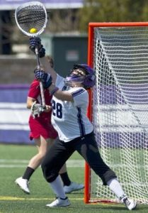 Former Northwestern standout Bianco relishes role as goalie coach for @SummitLaxers girls' club program