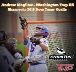 .@ConnectLAX boys' recruit: Washington Twp (NJ) 2018 goalie Magilton commits to Stockton
