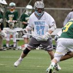.@ConnectLAX boys' recruit: C. Milton Wright (MD) 2018 MF Guilbault commits to Grand Canyon